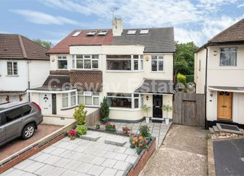 Thumbnail 5 bed semi-detached house for sale in Grants Close, London