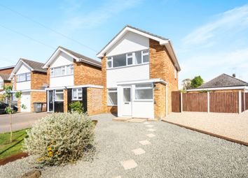 Thumbnail 3 bed detached house for sale in Sunrise Avenue, Broomfield, Chelmsford
