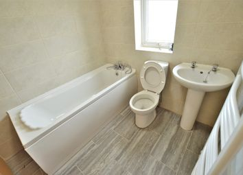 Thumbnail 3 bed end terrace house to rent in Aylesbury Crescent, Slough