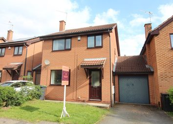 Thumbnail 3 bed link-detached house for sale in Harcourt Crescent, Nuthall, Nottingham