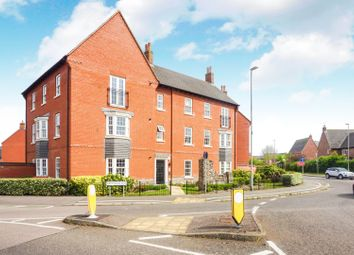 Thumbnail 2 bed flat for sale in Greetham Way, Syston