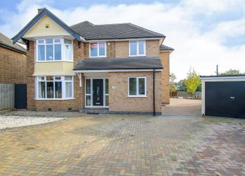 Thumbnail 4 bed detached house for sale in Clumber Avenue, Beeston, Nottingham