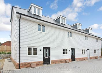 Thumbnail 4 bedroom end terrace house for sale in Charlotte Court, High Street, Newington, Kent