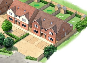 Thumbnail 4 bed semi-detached house for sale in Foliat Drive, Wantage