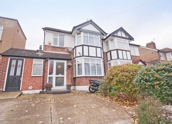 Thumbnail 4 bed semi-detached house for sale in Durley Avenue, Pinner