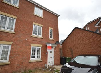 Thumbnail 3 bed town house for sale in New Forest Way, Leeds, West Yorkshire