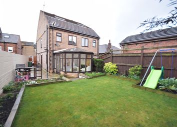 3 bed town house for sale in Poplar Grove, Pontefract WF8