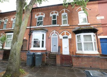 Thumbnail 3 bed terraced house for sale in Linwood Road, Handsworth, West Midlands