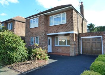Thumbnail 4 bed link-detached house to rent in Ashbourne Road, Hazel Grove, Stockport
