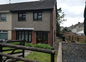 Thumbnail 2 bed detached house to rent in Pandy View, Neath, Neath Port Talbot.