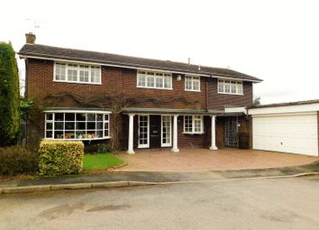 Thumbnail 5 bed detached house for sale in Alsop Crest, Acton Trussell, Stafford