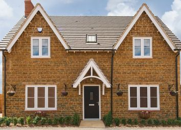 Thumbnail 3 bed detached house for sale in The Tatton +, Millbrook Grange, Cottingham Drive, Moulton