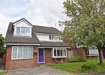 Thumbnail 4 bed detached house for sale in Mersey Meadows, Didsbury, Manchester