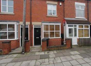 Thumbnail 2 bed terraced house to rent in Kempson Road, Aylestone, Leicester