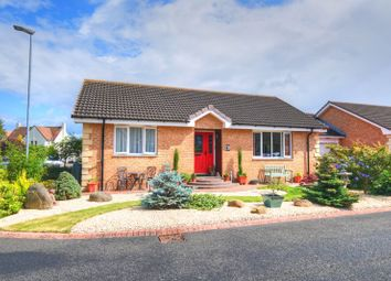 Thumbnail 2 bed detached bungalow for sale in Field House Close, Acklington, Morpeth