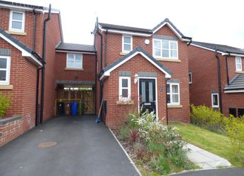 Thumbnail 4 bed detached house to rent in Rowan Crescent, Hyde