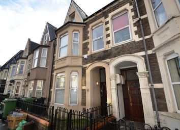 Thumbnail 1 bed terraced house to rent in Clare Street, Riverside, Cardiff