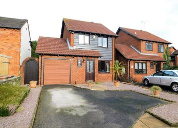 Thumbnail 3 bed detached house for sale in Green Road, Weston, Stafford