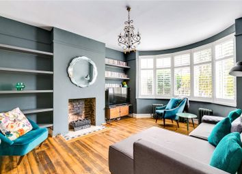 Thumbnail 4 bed end terrace house to rent in Bramston Road, London