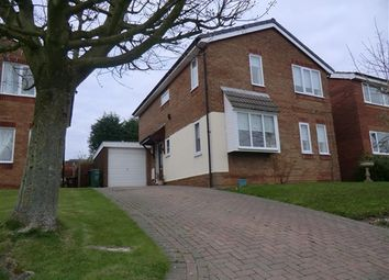 Thumbnail 4 bedroom property to rent in Higher Meadow, Leyland