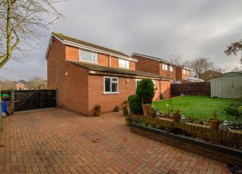 Thumbnail 4 bed detached house for sale in Nightingale Drive, Kidderminster