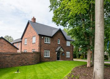 Thumbnail 4 bedroom detached house for sale in Creswell Manor, Eccleshall Road, Stafford