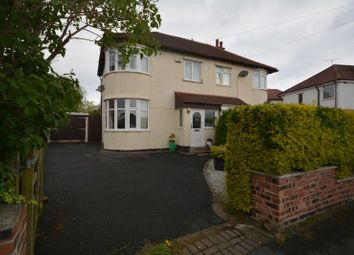 Thumbnail 3 bedroom semi-detached house for sale in Combe Road, Irby