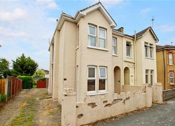 Thumbnail 2 bedroom flat for sale in Capstone Road, Bournemouth