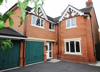 Thumbnail 4 bed detached house to rent in Portfield Close, Bolton