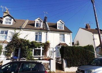 Thumbnail 2 bed property to rent in St. Dunstans Road, Worthing