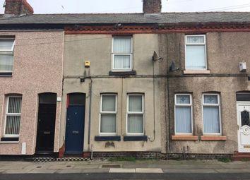 Thumbnail 2 bed terraced house for sale in 8 Kipling Street, Bootle, Merseyside