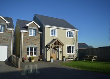Thumbnail 4 bed detached house for sale in Hook, Haverfordwest