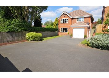 Thumbnail 4 bed detached house for sale in Blue Cedar Drive, Sutton Coldfield