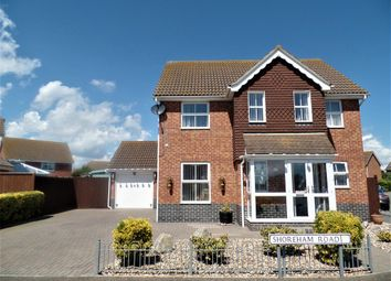 Thumbnail 4 bed detached house for sale in Shoreham Road, Clacton-On-Sea