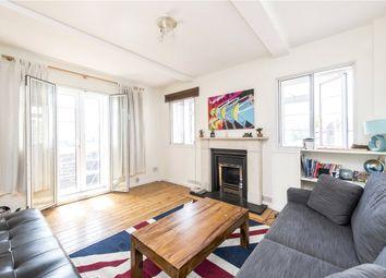 Thumbnail 3 bedroom flat to rent in West Kensington Court, Edith Villas, London