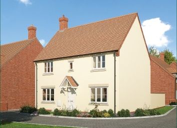 "Thumbnail 4 bed detached house for sale in ""The Aintree"" at Fogwell Road, Botley, Oxford"