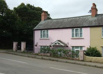 Thumbnail 2 bed semi-detached house for sale in Mawnan Smith, Falmouth, Cornwall