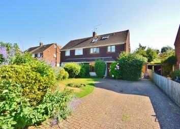 Thumbnail 5 bedroom semi-detached house for sale in The Avenue, Aylesford