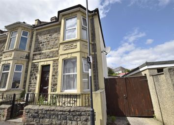Thumbnail 3 bedroom end terrace house for sale in St. Annes Road, St George