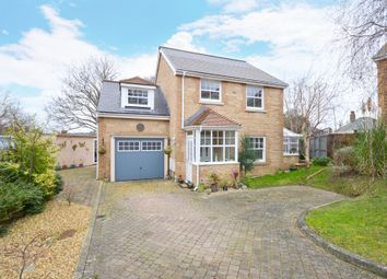 Thumbnail 4 bed detached house for sale in Fairfield Park, Totland Bay