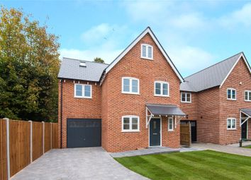 Thumbnail 4 bedroom detached house for sale in Thorncroft, Hornchurch
