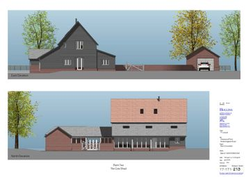 Thumbnail Barn conversion for sale in Wetheringsett Road, Mickfield, Stowmarket