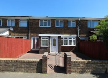 Thumbnail 3 bedroom terraced house for sale in Runnymead Way, Redhouse, Sunderland
