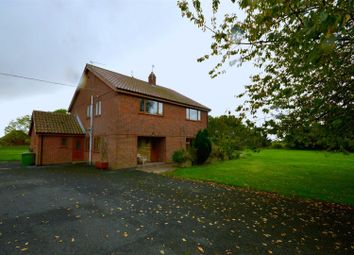 Thumbnail 5 bed detached house for sale in Fitling Lane, Fitling, Hull
