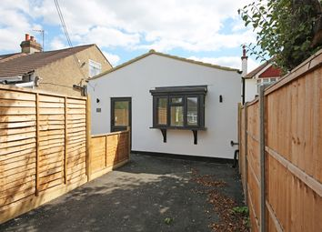 Thumbnail 2 bed detached bungalow for sale in Abbotts Road, Sutton