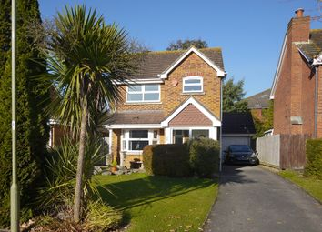 Thumbnail 3 bed detached house for sale in Vitre Gardens, Lymington, Hampshire