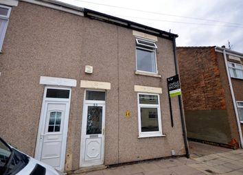 Thumbnail 2 bed terraced house to rent in Julian Street, Grimsby