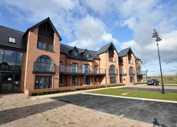 Thumbnail 2 bed flat for sale in Barton Marina, Barton Under Needwood, Burton-On-Trent