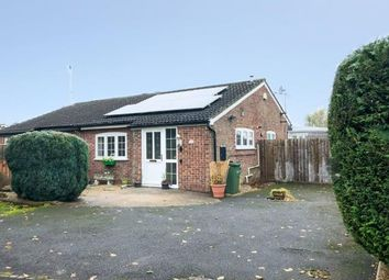 Thumbnail 2 bed bungalow for sale in Wheatland Close, Oadby, Leicester, Leicestershire