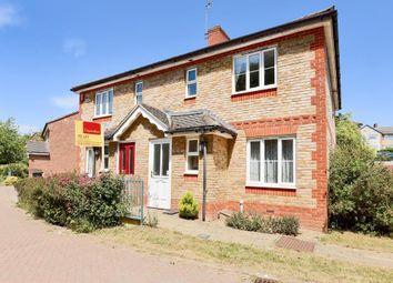 Thumbnail 3 bed semi-detached house to rent in Newbury, Rosemoor Gardens